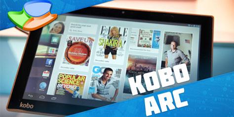 Imagem de Análise: Kobo Arc 7 [vídeo] no site TecMundo