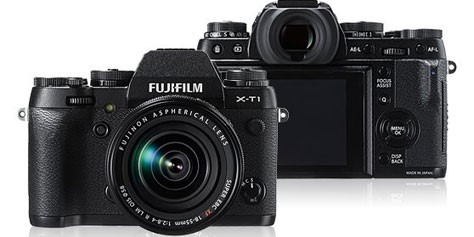 Imagem de Fujifilm lança nova câmera profissional X-T1 no site TecMundo
