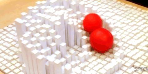 Imagem de Mesa tridimensional proporciona novos truques dignos de filmes futuristas no site TecMundo