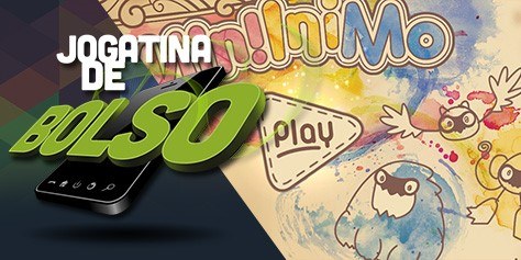 Imagem de Jogatina de Bolso: Mini Ini Mo [vídeo] no site TecMundo