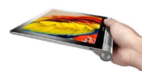 Imagem de Lenovo apresenta Yoga Tablet 10 HD+ no site TecMundo