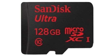Imagem de Novo cartão micro SD da SanDisk guarda até 16 horas de vídeos em Full HD no site TecMundo