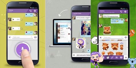 Imagem de Rival do WhatsApp, Viber libera ligação gratuita para fixo no Brasil no site TecMundo