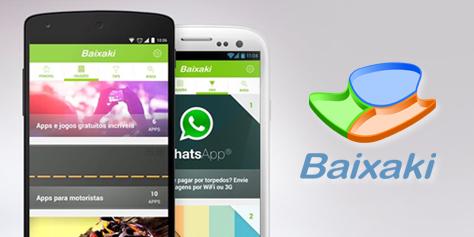Imagem de App Baixaki 2.0: teste agora a nova versão do aplicativo para Android no site TecMundo