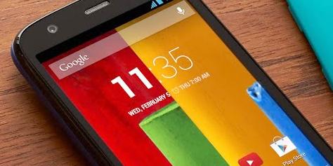 Imagem de Moto G é o smartphone mais vendido da história da Motorola no site TecMundo