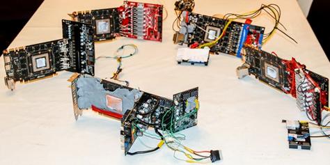 Imagem de Overclock profissional: veja o que é usado para ir até o limite das placas no site TecMundo