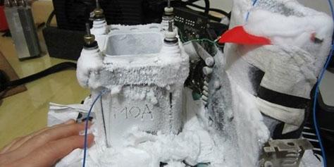 Imagem de A história do overclocking: processadores no site TecMundo