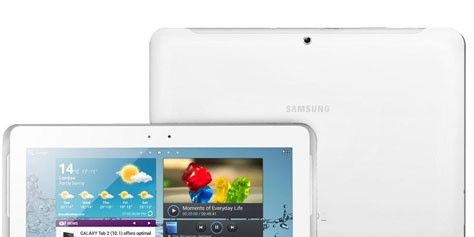 Imagem de Galaxy Tab 4: surgem supostas especificações de duas versões do aparelho no site TecMundo