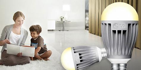Imagem de LG Smart Lamp: conheça a primeira lâmpada inteligente da LG no site TecMundo