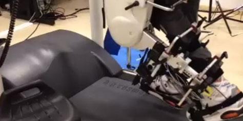 Imagem de Vídeo mostra exoesqueleto que vai ser utilizado na Copa do Mundo do Brasil no site TecMundo
