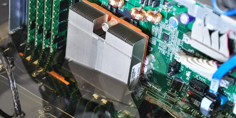 Imagem de Intel trabalha em sistema de refrigeração por imersão total de computadores no site TecMundo