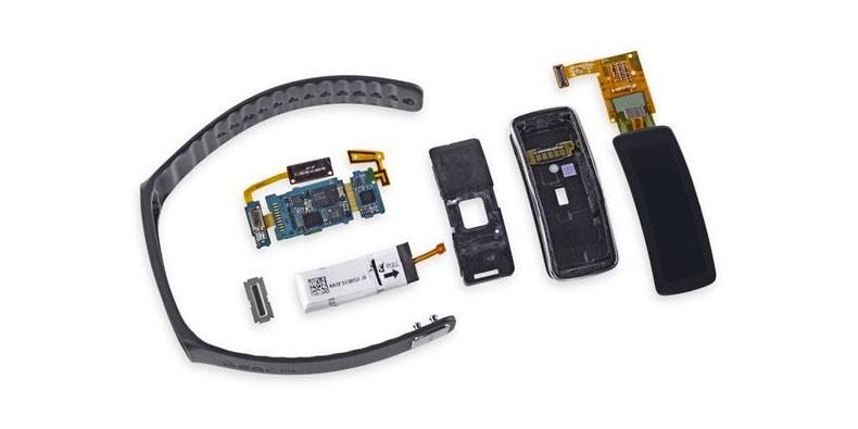 Imagem de Samsung Gear Fit: confira como é o aparelho após ser desmontado no site TecMundo