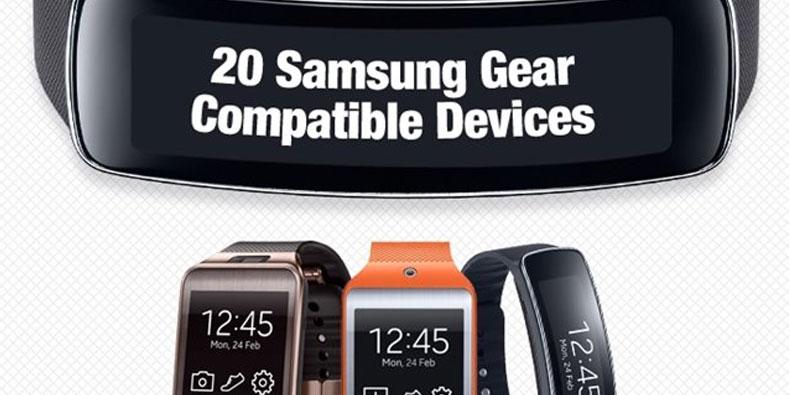 Imagem de Linha Galaxy Gear agora é compatível com 20 aparelhos Galaxy diferentes no site TecMundo