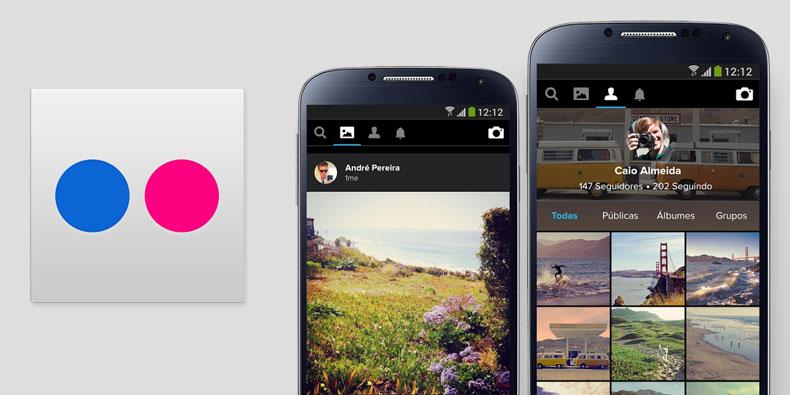 Imagem de Flickr ganha atualização e entra de vez na briga com o Instagram no site TecMundo