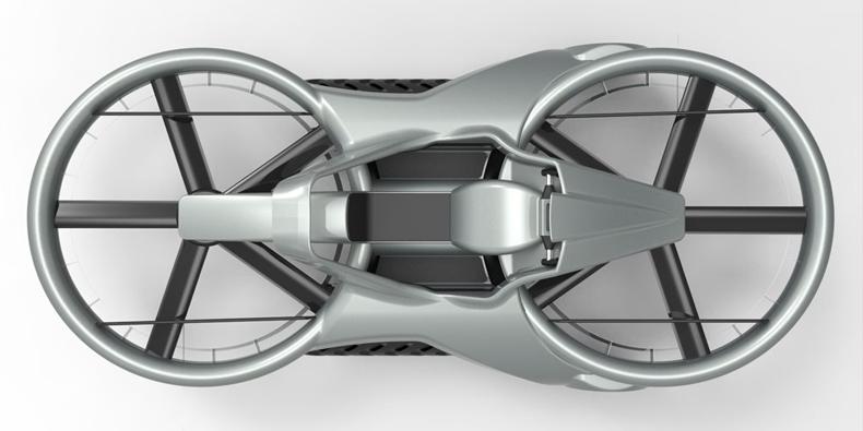 Imagem de Aero-X: moto voadora chega em 2017 por 85 mil dólares no site TecMundo