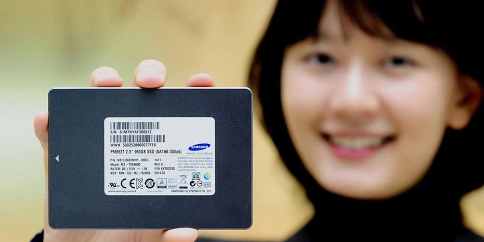 Imagem de Samsung inicia produção em massa de SSDs 3-bit para data-centers no site TecMundo