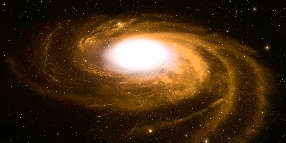 Imagem de NASA revela a formação de uma galáxia de 13 bilhões de anos em 45 segundos no site TecMundo