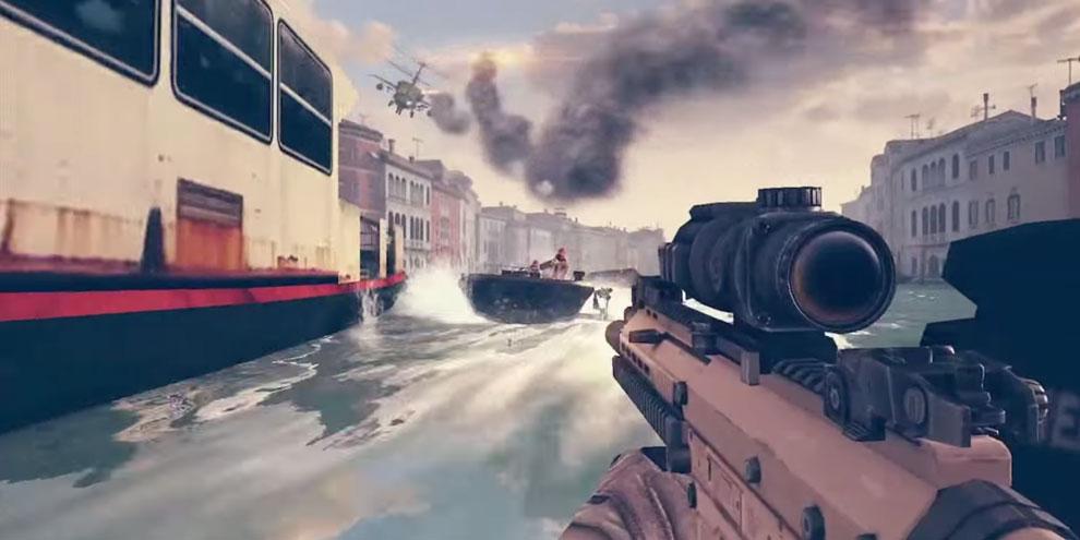 Imagem de Saiba mais sobre as batalhas multiplayer de Modern Combat 5: Blackout no site TecMundo