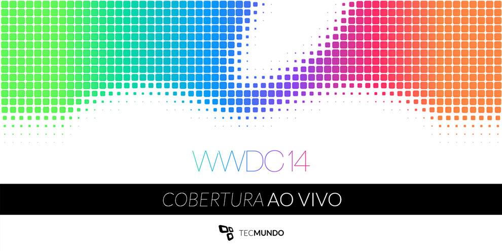 Imagem de WWDC 2014: cobertura ao vivo dos anúncios da conferência da Apple no site TecMundo