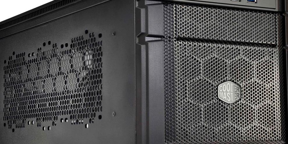 Imagem de Cooler Master apresenta gabinetes modulares da linha HAF Stacker no site TecMundo