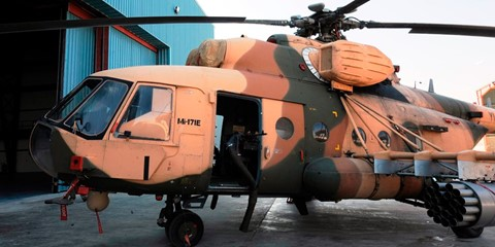 Imagem de China testa helicópteros armados e prontos para destruir drones no site TecMundo