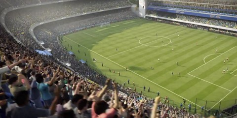 Imagem de Assista ao gameplay oficial de FIFA 15; jogo chega em setembro [vídeo] no site TecMundo