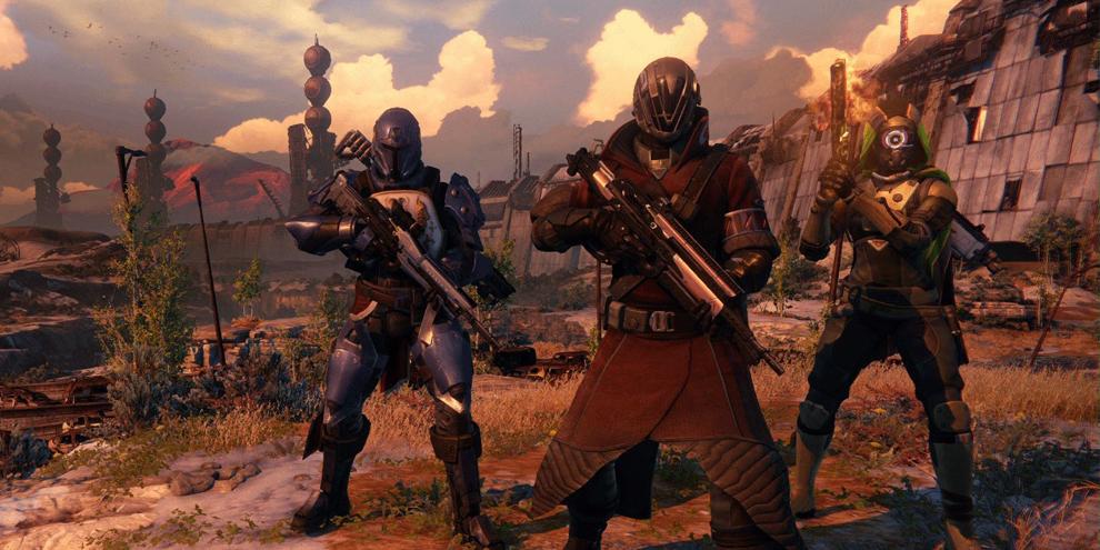 Imagem de Novo bundle do PS4 traz console branco e Destiny por 450 dólares no site TecMundo