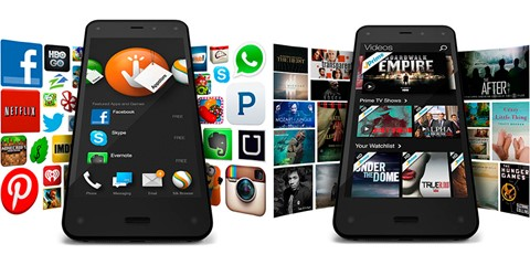Imagem de Fire Phone: tudo sobre o smartphone da Amazon com interface 3D no site TecMundo