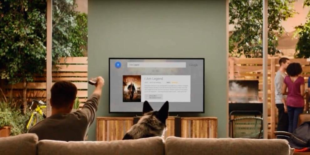 Imagem de Android TV: sistema da Google para Smart TVs é oficialmente anunciado no site TecMundo