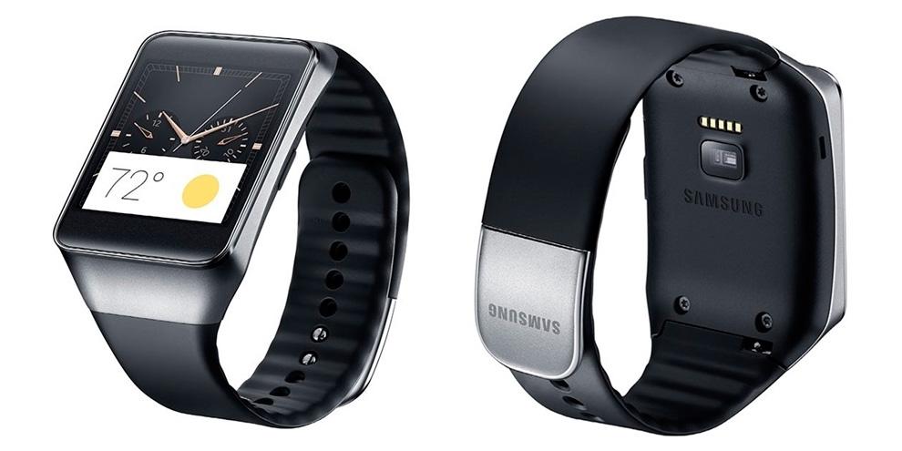 Imagem de Gear Live, o smartwatch da Samsung, é anunciado oficialmente no site TecMundo