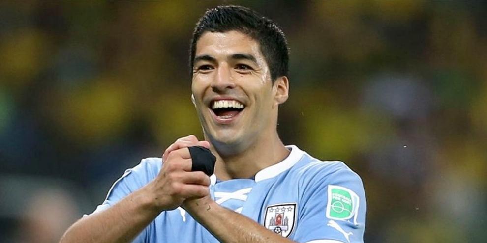 Imagem de Jogador do Uruguai que mordeu adversário se diz vítima do Photoshop no site TecMundo