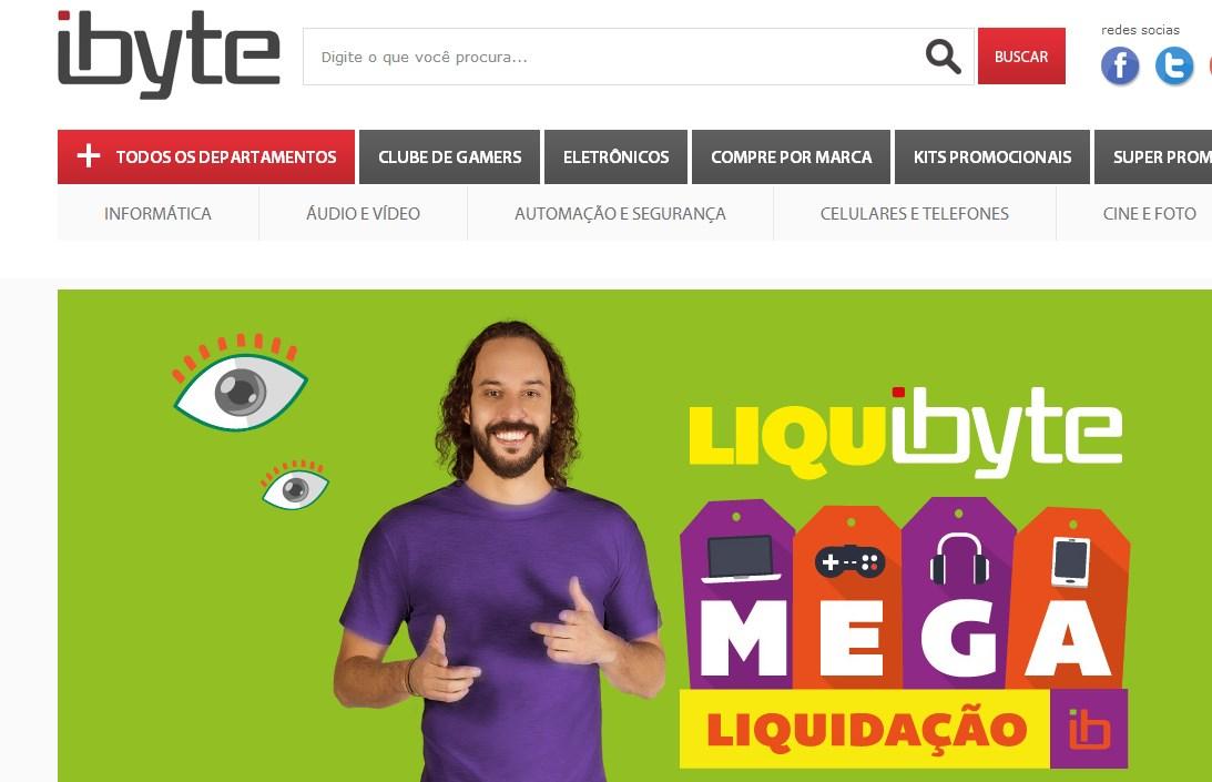 fc75fff44 As 15 melhores lojas online de eletrônicos de acordo com o E-bit ...
