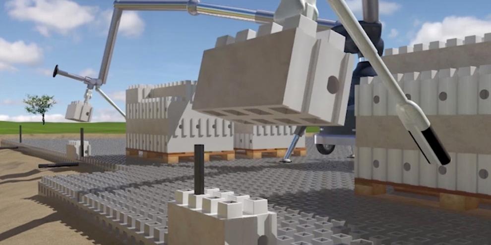 """Imagem de """"Engenharia inspirada em LEGO"""" pode revolucionar a construção civil [vídeo] no site TecMundo"""