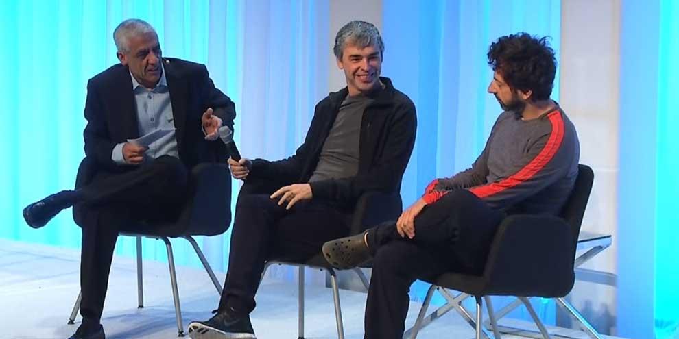 Imagem de Carro autônomo e menos leis: o que os fundadores da Google pensam do futuro no site TecMundo
