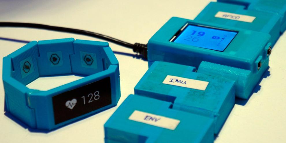 """Imagem de Smartwatch modular pretende """"trazer o Project Ara"""" para os vestíveis no site TecMundo"""