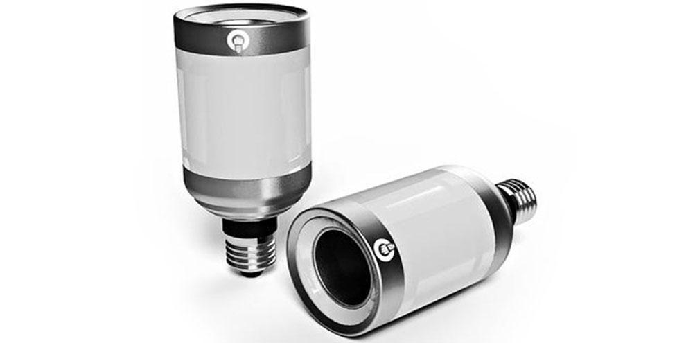 Imagem de Conheça a LightFreq, uma pequena lâmpada inteligente e multifuncional no site TecMundo