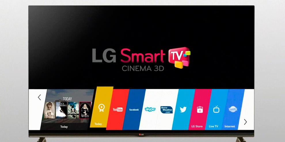 Imagem de LG amplia portfólio de smart TVs com WebOS e tecnologia Ultra 4K no site TecMundo