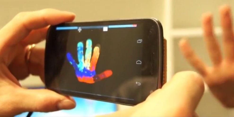 Imagem de Microsoft Research revela dois incríveis projetos de captura de movimento no site TecMundo