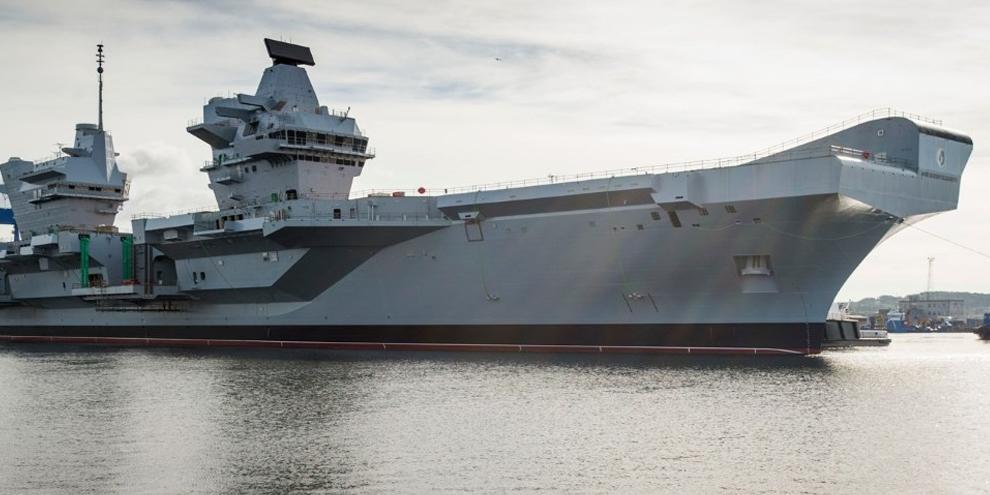 Imagem de 8 navios de guerra sinistros que vão comandar os sete mares no site TecMundo