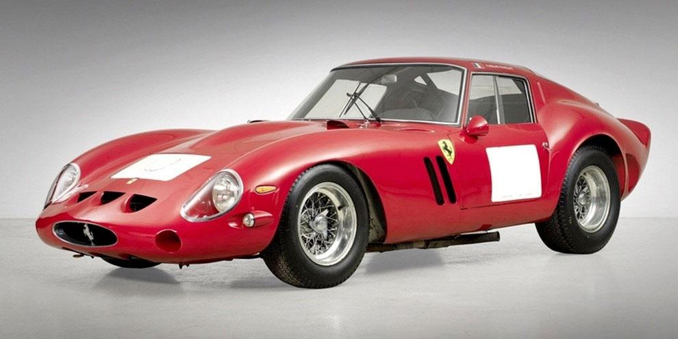 Imagem de Ferrari de 1962 poderá se tornar o carro mais caro já vendido [galeria] no site TecMundo