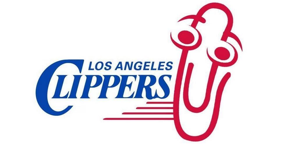 Imagem de 13 montagens divertidas com a logo do novo time de Steve Ballmer no site TecMundo