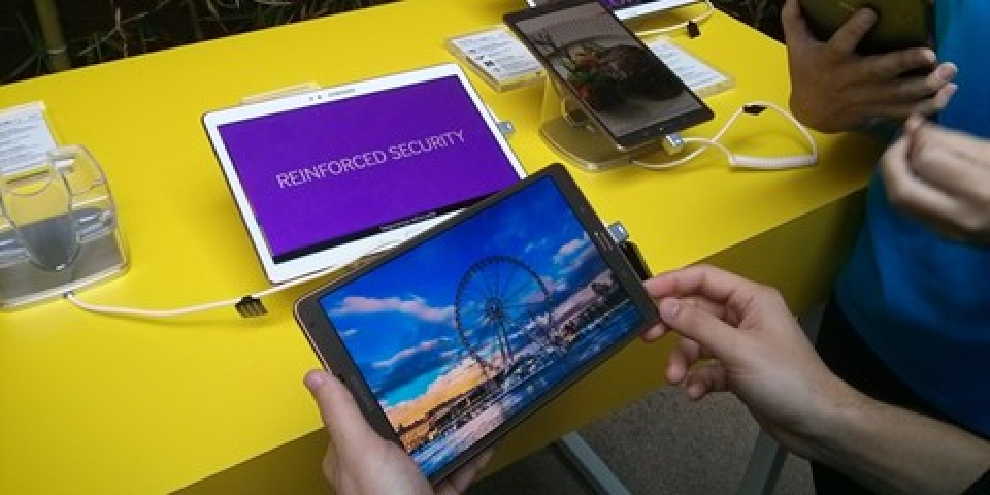 Imagem de Samsung lança seu novo tablet Galaxy Tab S no Brasil a partir de R$ 1.799 no site TecMundo