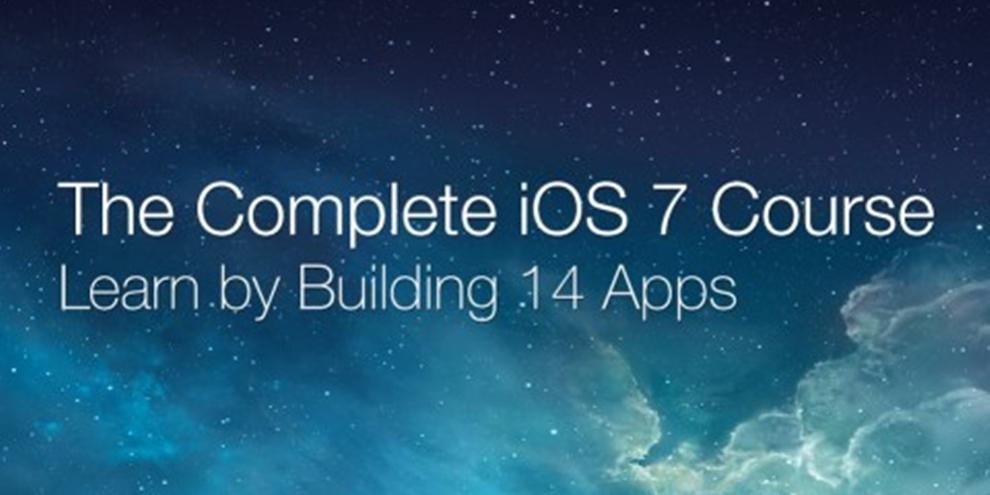 Imagem de Curso gratuito de iOS 7 ensina a programar desenvolvendo 14 aplicativos no site TecMundo