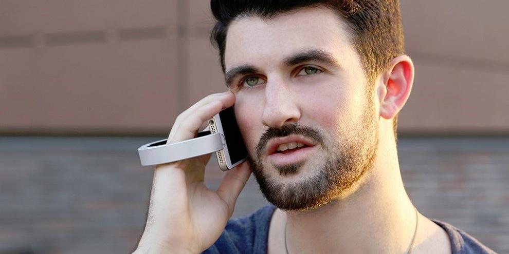 Imagem de QBracelet: pulseira estilosa é também carregador de celular no site TecMundo