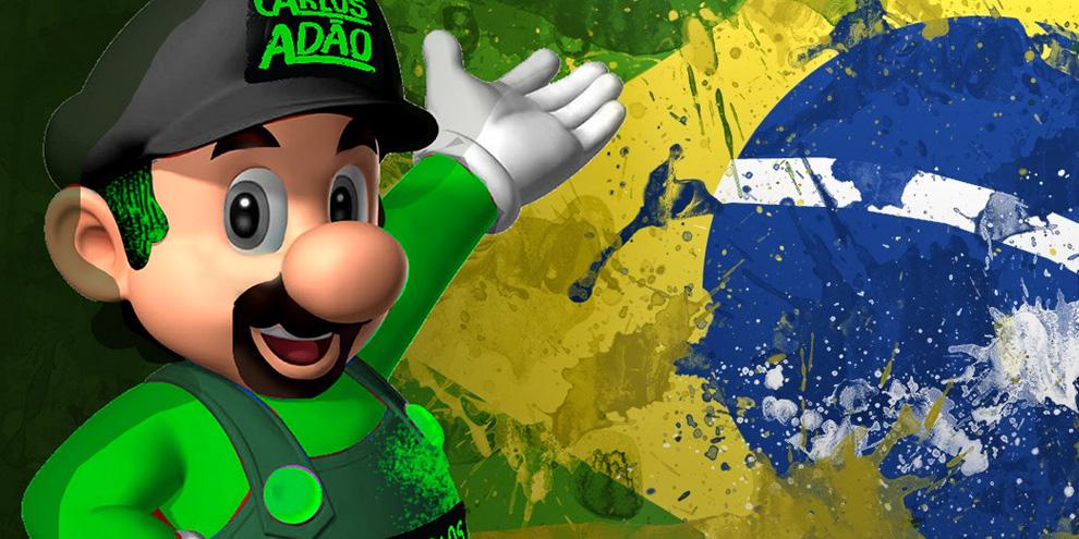 Imagem de Candidato a deputado usa versão de Super Mario para fazer campanha no site TecMundo