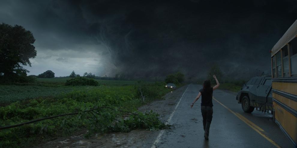 """Imagem de Assistimos ao filme """"No Olho do Tornado"""", que tem muitos efeitos e desgraça no site TecMundo"""