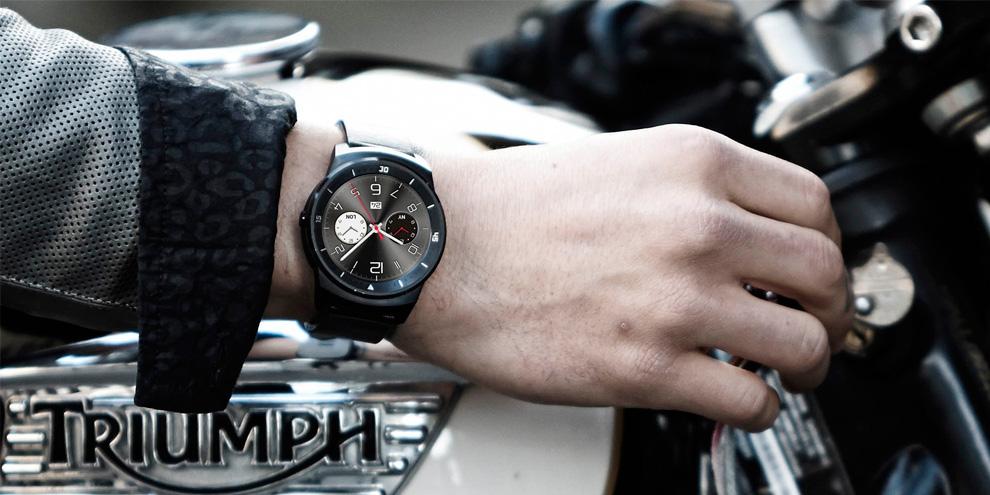 Imagem de Agora é oficial: LG apresenta G Watch R, o seu smartwatch redondo no site TecMundo