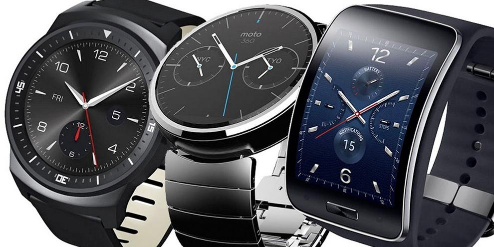 Imagem de Comparativo: smartwatches LG G Watch R x Motorola Moto 360 x Samsung Gear S no site TecMundo