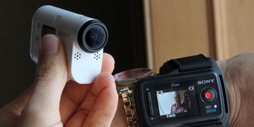 Imagem de Sony anuncia Action Cam Mini, câmera de ação que combina leveza e poder no site TecMundo