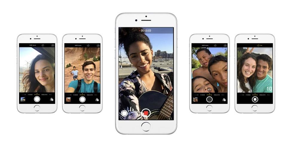 Imagem de Câmera frontal do iPhone 6 foi melhorada para selfies no site TecMundo